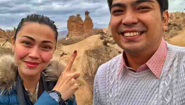 Is it over between Jodi Sta. Maria and Jolo Revilla?