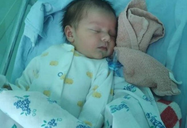 Joel Cruz shares photo of 7th child – Baby Zeid