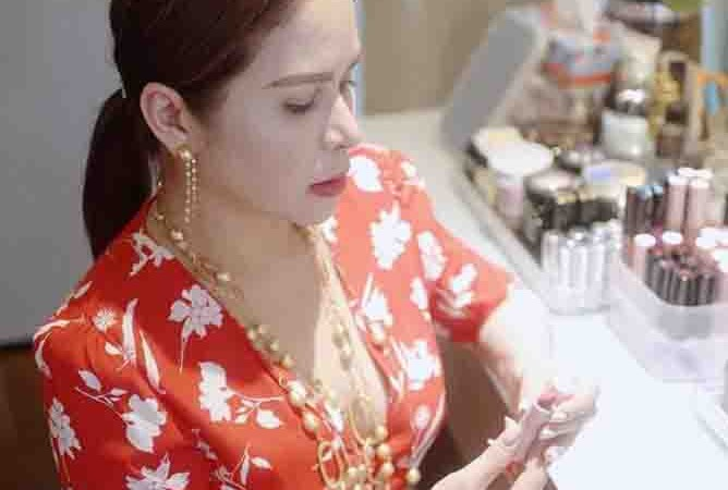 Jinkee Pacquiao shares her fascination with lipsticks