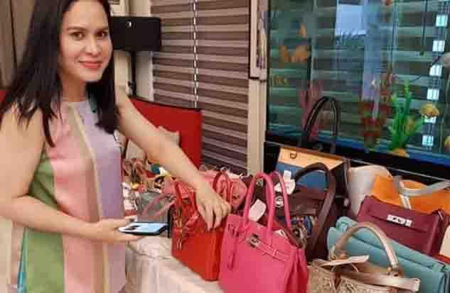 Jinkee Pacquiao holds a garage sale like no other