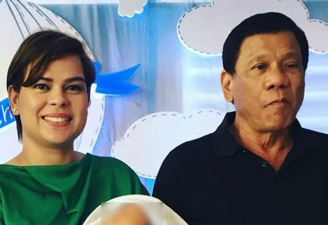 """Sara Duterte on President Duterte's remarks about religion: """"Please do not listen to him"""""""