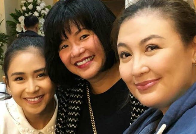 LOOK: Sarah Geronimo, Regine Velasquez, and Sharon Cuneta together in one photo