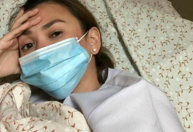 "Angelica Panganiban rushed to the hospital: ""Literal I give up na."""