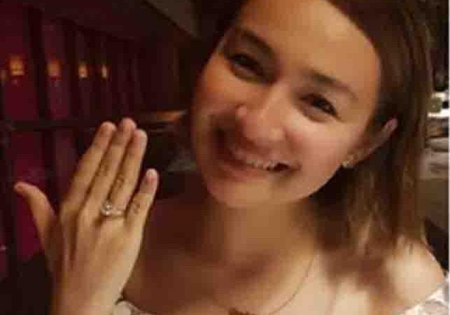 Former AGT finalist Gerphil Flores is engaged