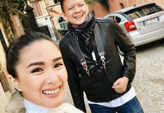 Heart Evangelista posts sweet message for Sen. Chiz Escudero after losing twins