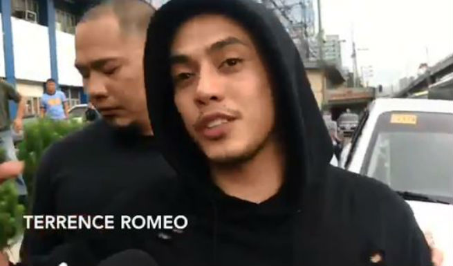 Gilas Player Terrence Romeo allegedly involved in QC bar brawl