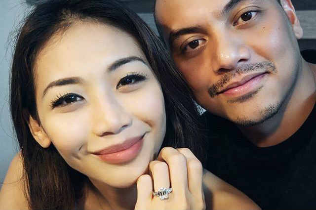 Archie Alemania and Gee Canlas announce engagement