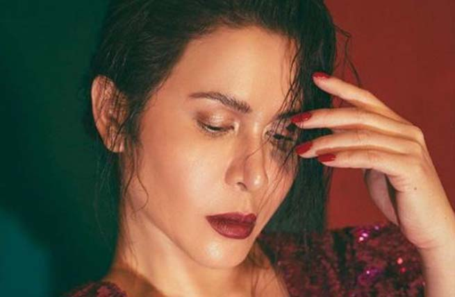 Jinkee Pacquiao shows sultry side in her magazine cover