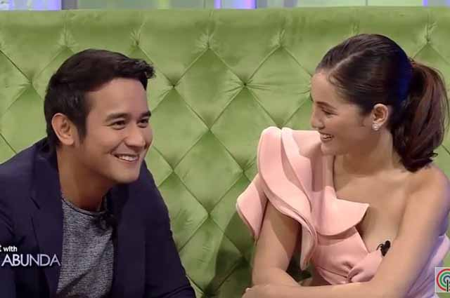 "JM De Guzman to Barbie Imperial: ""I promise to protect you"""
