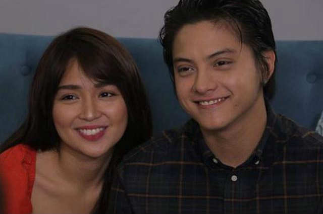 "WATCH: Kathryn Bernardo now calls Daniel Padilla ""love"" from ""BAL"""