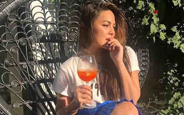 Is KC Concepcion out on a date with her new special someone?