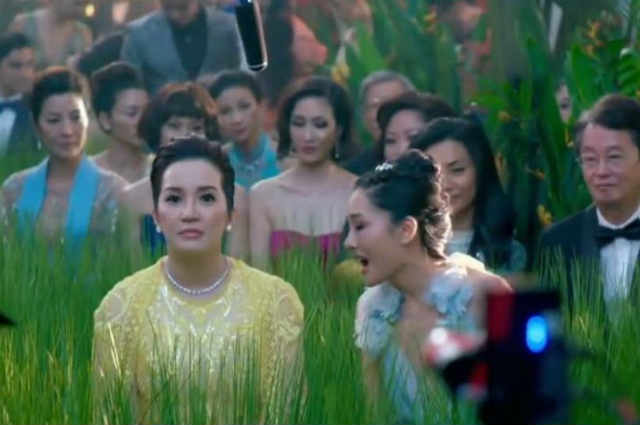 Kris Aquino admits fear of being a 'laughingstock' over her 'Crazy Rich Asians' role