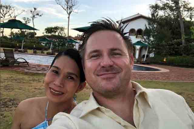 Lee O'Brian posts touching birthday message for Pokwang