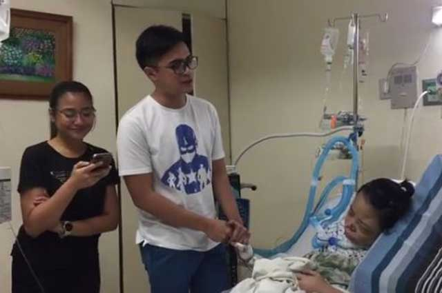 Marlo Mortel sings a heartfelt duet with Morissette Amon for his mom battling with cancer