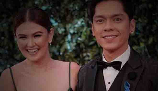 Angelica Panganiban, Carlo Aquino, Erich Gonzales among ABS-CBN Ball winners of special awards