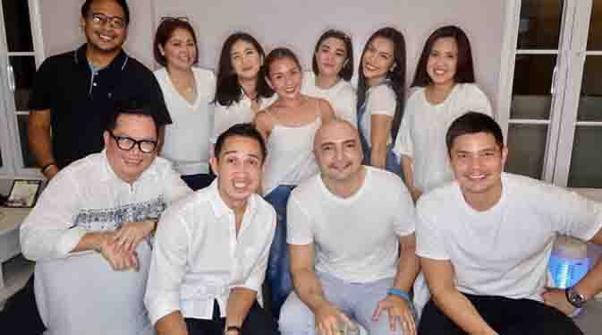 WATCH:  'TGIS' cast members in a star-studded reunion