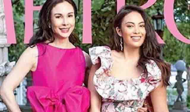 Dominique Cojuangco showers mom Gretchen Barretto with gifts to make her feel better