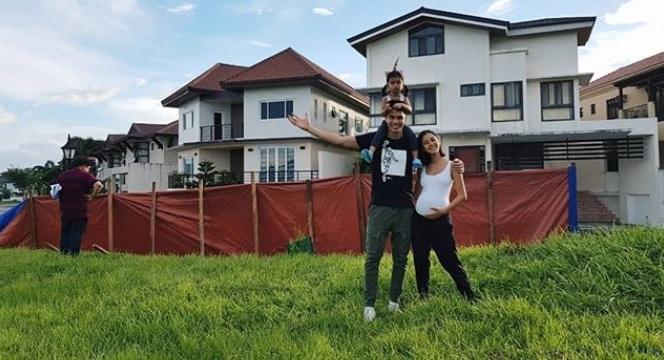 Bianca Gonzalez shares new family home