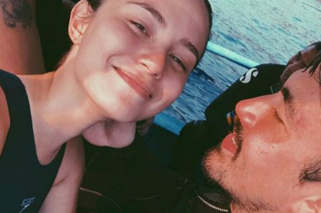 Jessy Mendiola and Luis Manzano bond over working out and diving