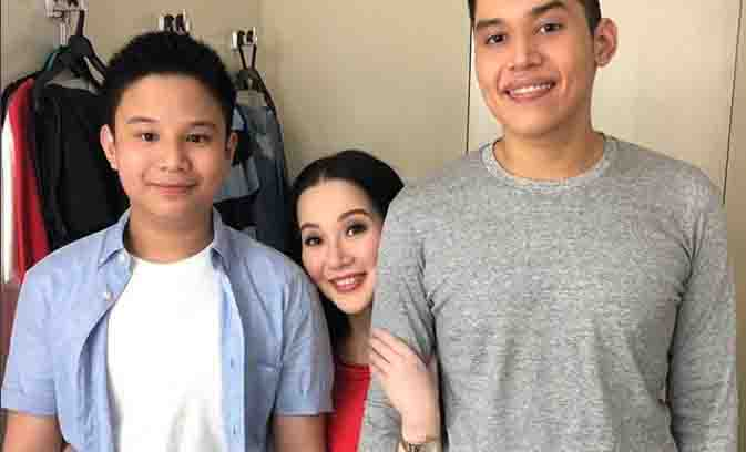 Kris Aquino declares she will not seek any national elective post in 2019
