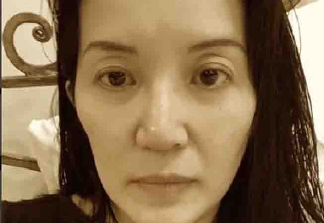 Kris Aquino takes a leave of absence for medical assessment in Singapore