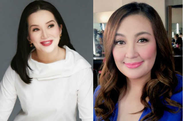 Kris Aquino shows Sharon Cuneta her appreciation with surprise gift