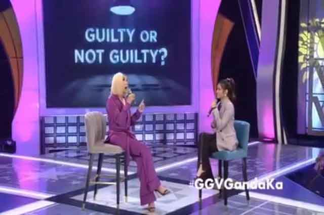"Vice Ganda drops hint at Liza Soberano's ""kiss"" revelation: ""Quen we say the name?"""