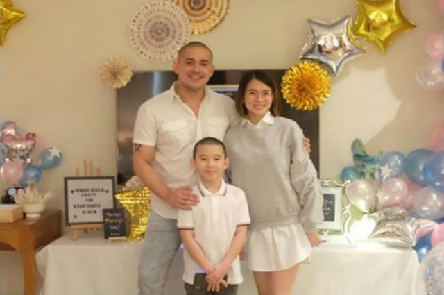 LJ Reyes and Paolo Contis are having a baby girl