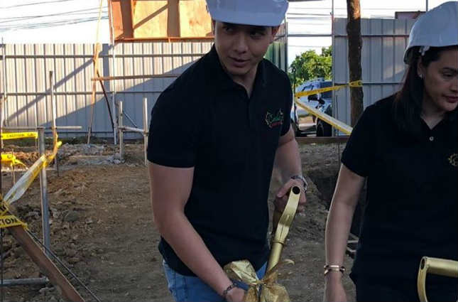 Alden Richards to open another branch of restaurant in Tagaytay