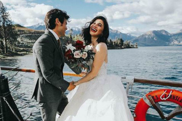 Anne Curtis and Erwan Heussaff fly to Africa for month-long honeymoon
