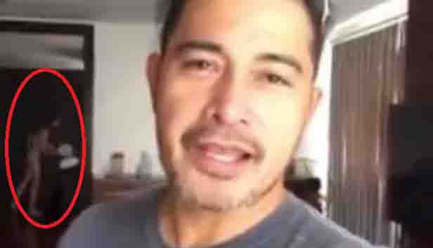 Netizens wonder who is the lady behind Cesar Montano's greeting video?