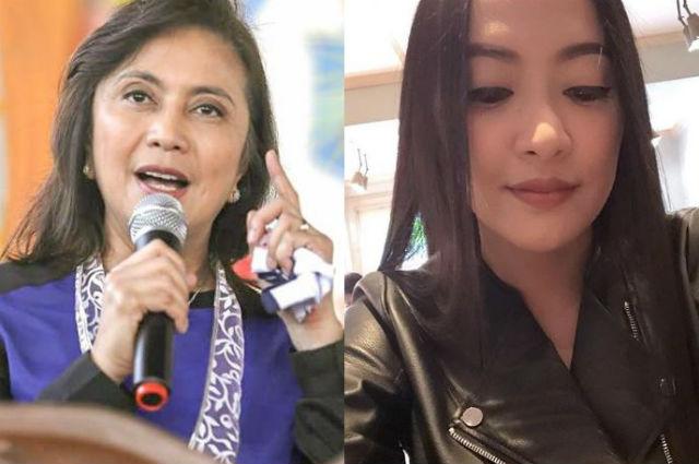 """WATCH: Mocha Uson dares VP Leni Robredo: """"Magharapan tayo mata sa mata, eyeliner to eyeliner"""""""