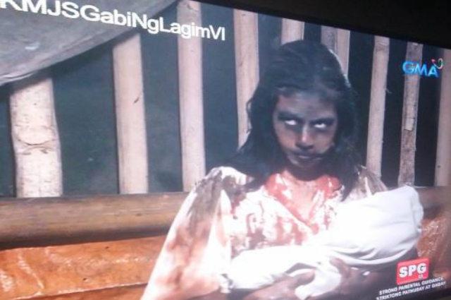 "Did Maine Mendoza appear in ""Kapuso Mo, Jessica Soho"" Halloween special?"