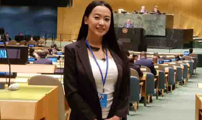 Mocha Uson confirms she is running for public office in 2019
