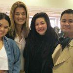 Ogie Alcasid shares sweet photo of Regine Velasquez and Michelle Van Eimeren