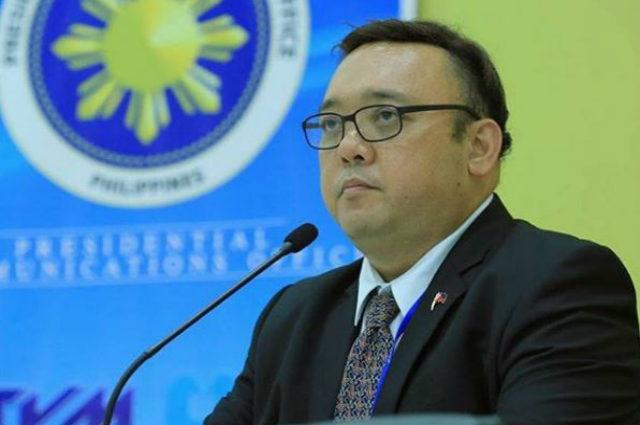 Harry Roque resigns as presidential spokesperson to run as House representative