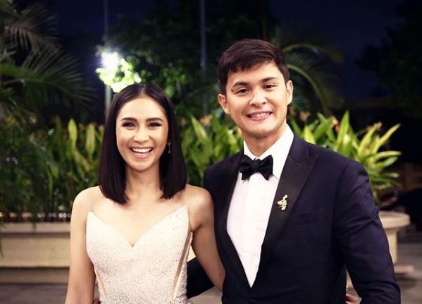 """Matteo Guidicelli on attending ABS-CBN Ball with Sarah Geronimo: """"Felt like the first time"""""""