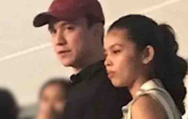 Maine Mendoza and Arjo Atayde allegedly spotted watching a concert