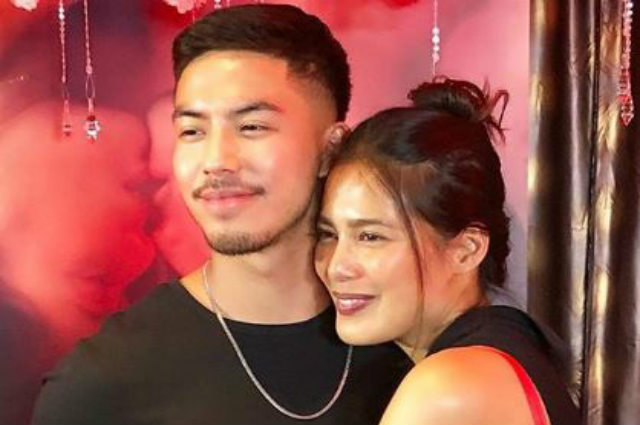 "Angel Aquino on kissing Tony Labrusca: ""Oh my God, ang sarap sarap"""