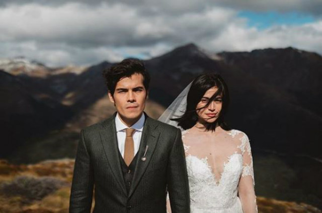 Anne Curtis and Erwan Heussaff exchange sweet messages on their 1st anniversary