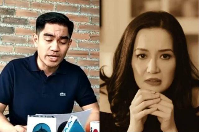 Lawyer Jesus Falcis accuses Kris Aquino of threatening his brother's life