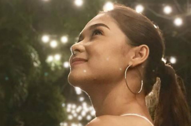 """Maja Salvador wishes for a """"healthy and happy love life"""""""