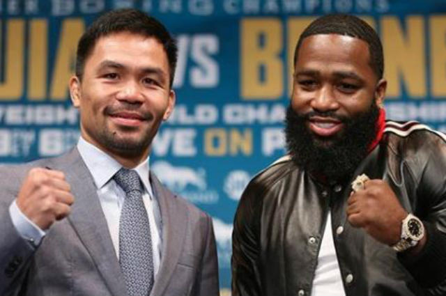 Manny Pacquiao set to fight against Adrien Broner in January
