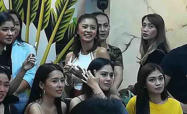 Miho Nishida catches netizens' attention during PBB house blessing