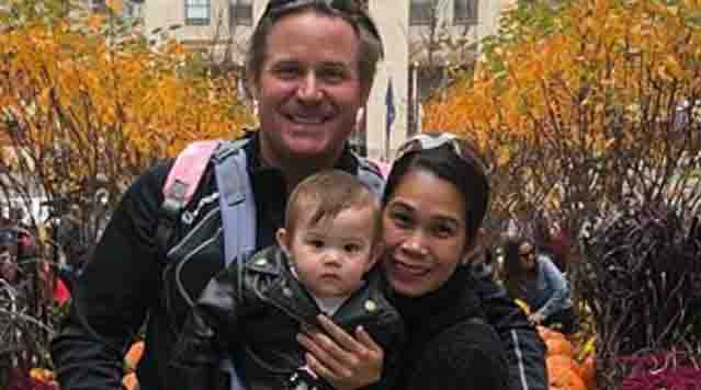 Baby Malia and Pokwang visit Lee O'Brian's family in America