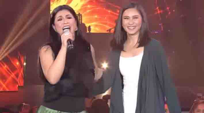 WATCH:  ASAP duet of Regine Velasquez and Sarah Geronimo goes viral
