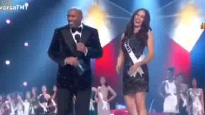 """WATCH:  """"I stand here as 104 Million Filipinos"""" – Catriona Gray"""