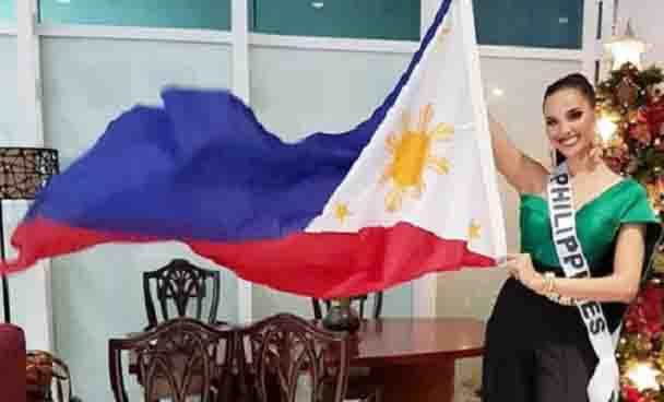 "Catriona Gray on renaming Philippines to Maharlika: ""If it ain't broke, don't fix it"""