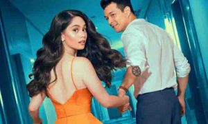 "Movie Review:  'The Girl in the Orange Dress"" – Jericho Rosales and Jessy Mendiola"
