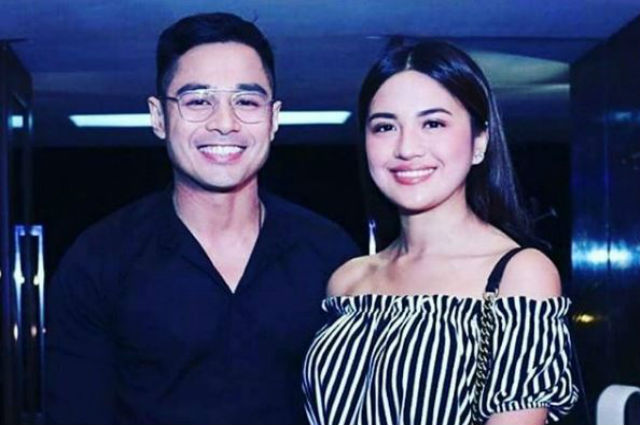 Julie Ann San Jose unfollows Benjamin Alves on Instagram